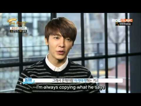 [ENG SUB] Super Junior