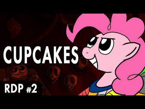 Rainbow Dash Presents: Cupcakes