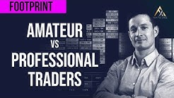 Amateur Vs Professional Traders - Footprint Chart Trading | Axia Futures