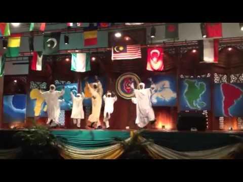 Chadian performance Malaysia
