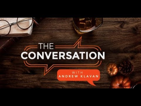 The Conversation Ep. 14: Andrew Klavan