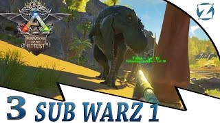 Ark Survival Of The Fittest SubWarz 1 - E3 - Big Moves