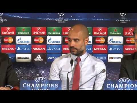 "Thiago Alcantaras OP in Spanien! Pep Guardiola: ""Freue mich"" | AS Rom - FC Bayern München"