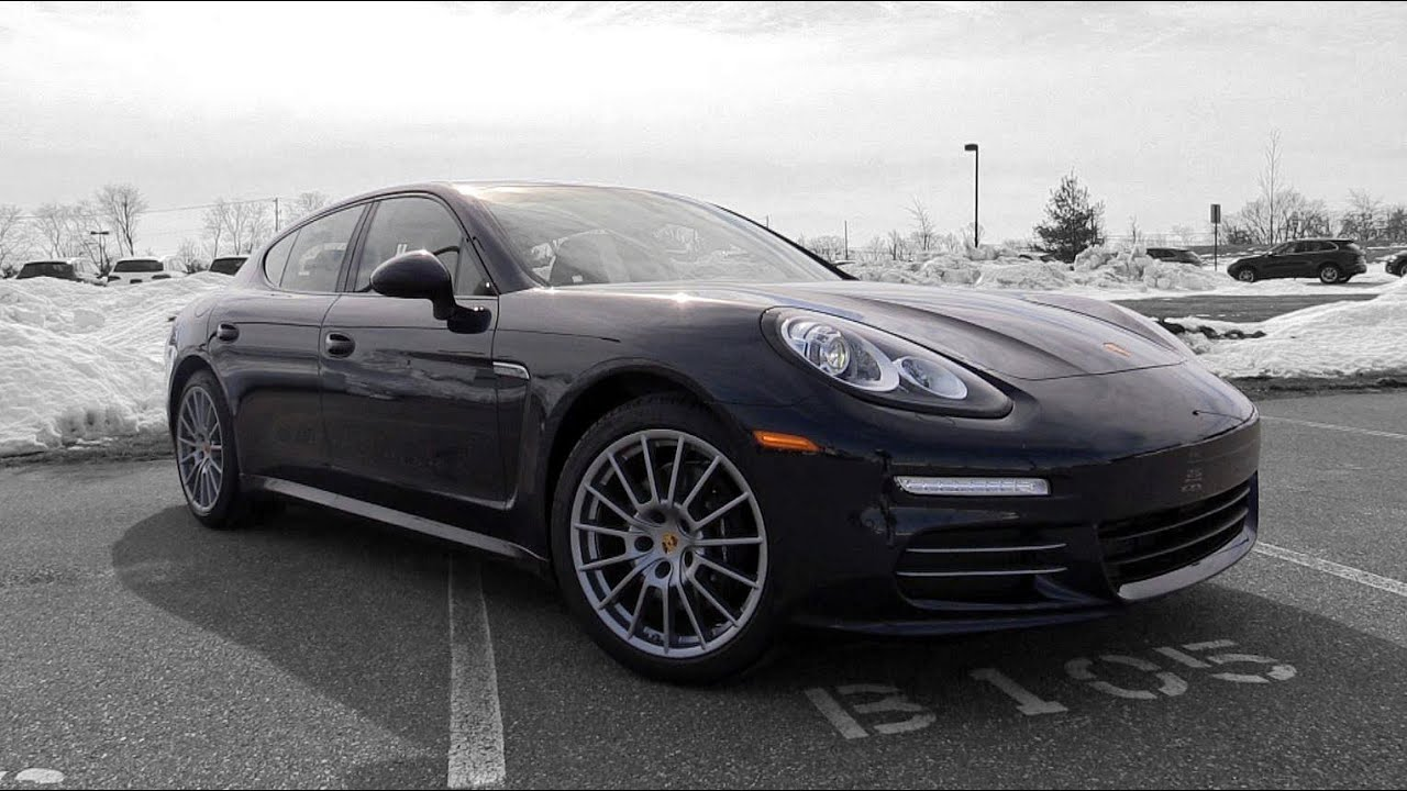 2016 porsche panamera 4 edition review youtube. Black Bedroom Furniture Sets. Home Design Ideas