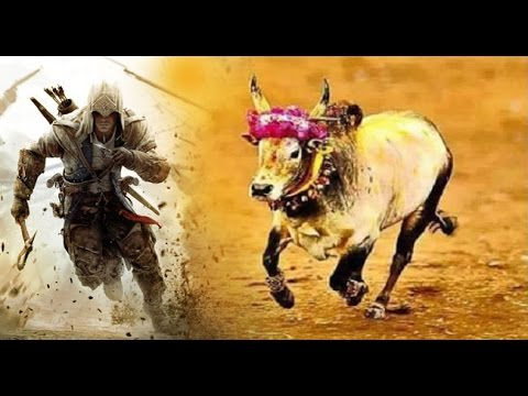 Takkaru Takkaru - HipHop Tamizha - Assassin Creed Version - Support Jallikattu