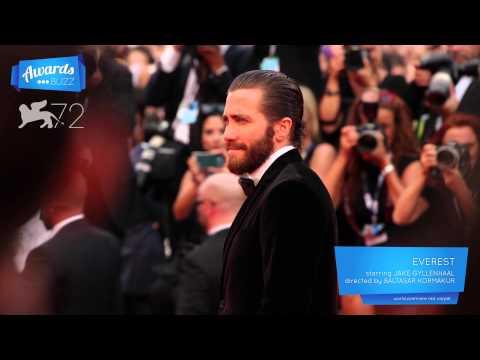 Jake Gyllenhaal, Josh Brolin Everest Red Carpet Premiere (2015 Venice International Film Festival)
