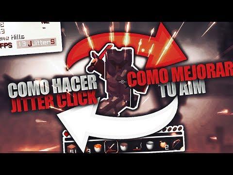 COMO HACER JITTER CLICK & COMO MEJORAR EL AIM