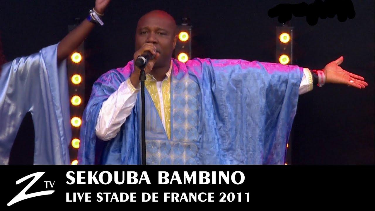 Sekouba Bambino - Stade de France - LIVE HD