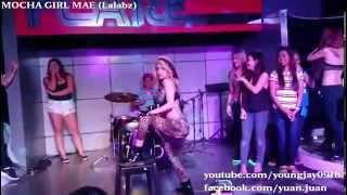 Mocha Girl Mae(Lalabz) Twerk It Like Miley(Cover)