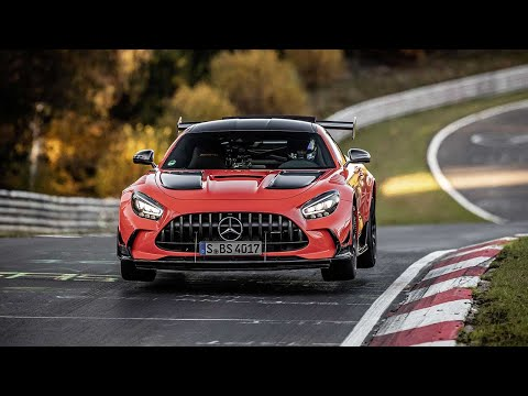 Mercedes AMG GT Black Series - Record Nurburgring