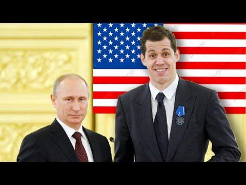 ПУТИНСКИЙ ПИНГВИН Малкин попал в плен в США