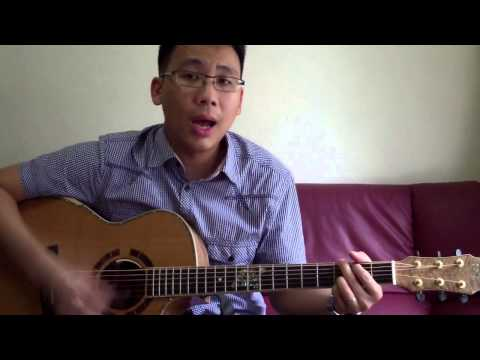 Be Still for the Presence of the Lord - David J. Evans Cover (Daniel Choo)