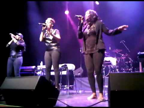 SWV 'I get so weak in the knees' LIVE