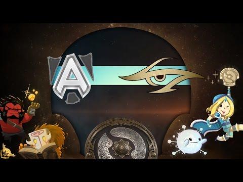 [ Dota2 ] Game 1 - Alliance vs Secret - SL i-League Finals - ARF (Thai Caster)