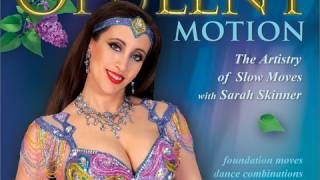 """Belly dance Opulent Motion: The Artistry of Slow Moves"" instant video / DVD"