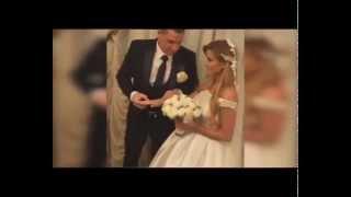 Свадьба Ксении Бородиной