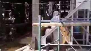 Огнезащита Айсберг нанесение на металлоконструкции(, 2014-02-06T10:38:01.000Z)