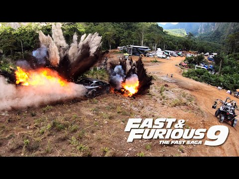 FAST & FURIOUS 9 – TOTAL CAR-NAGE (Universal Pictures) HD