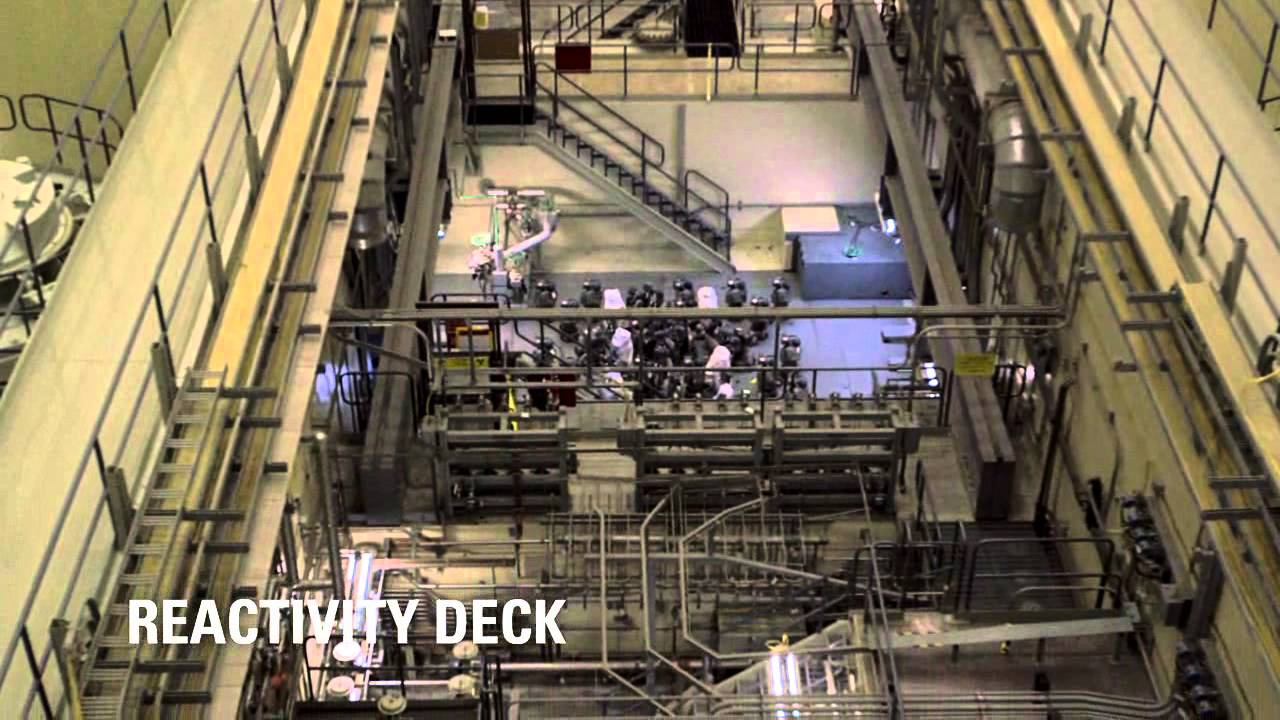 tour of nuclear power plant