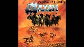 Saxon   Give it All Away