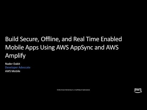 Repeat AWS AppSync - User Authorization & Fine Grained