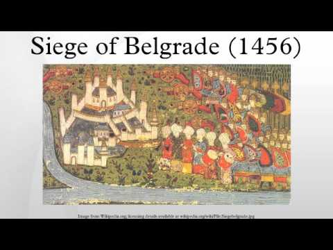 Siege of Belgrade (1456)