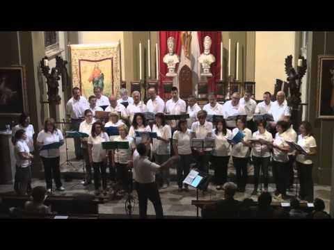 Coro Tre Ponti - Amici miei (Amazing grace)
