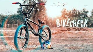 МОЙ НОВЫЙ BMX | Kostya Andreev BIKE CHECK 2019 | Colony bmx | s01e71