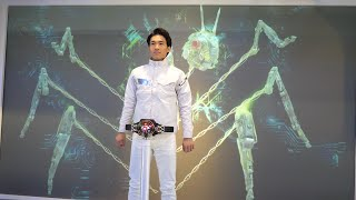 THE HENSHIN COMPLETE SELECTION MODIFICATION EXHIBITION VOL.1にて撮...