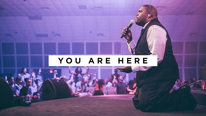 william mcdowell  you are here official video