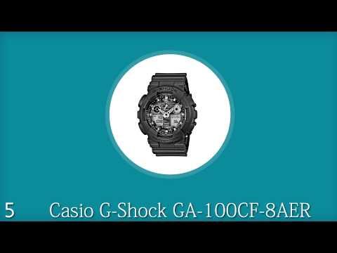 Virkeligt hårdføre Casio G-Shock ure købes bedst hos aut. dansk forhandler