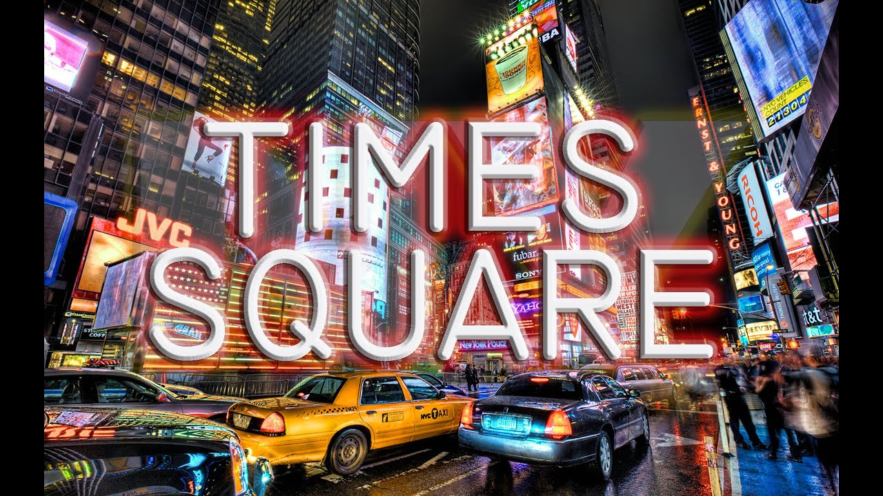 times square new york by night lights sights sounds youtube. Black Bedroom Furniture Sets. Home Design Ideas