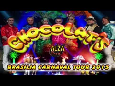 Le groupe latino Les Chocolat's