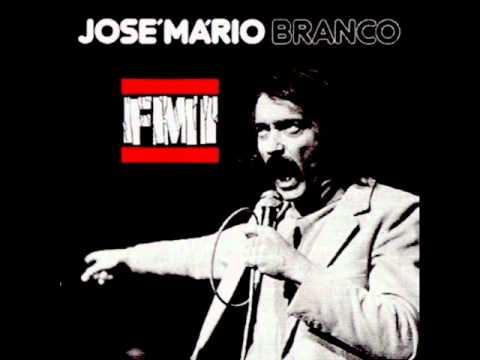 José Mário Branco - FMI