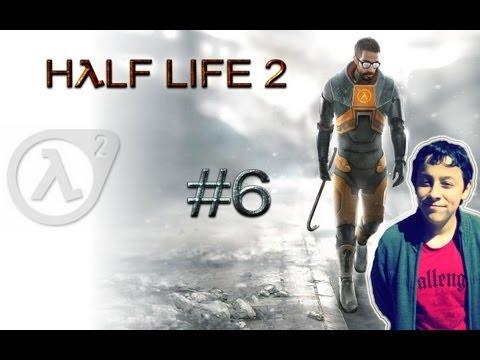 Half Life 2 Walktrough - 6. Bölüm Doğu Black Mesa'dayız!