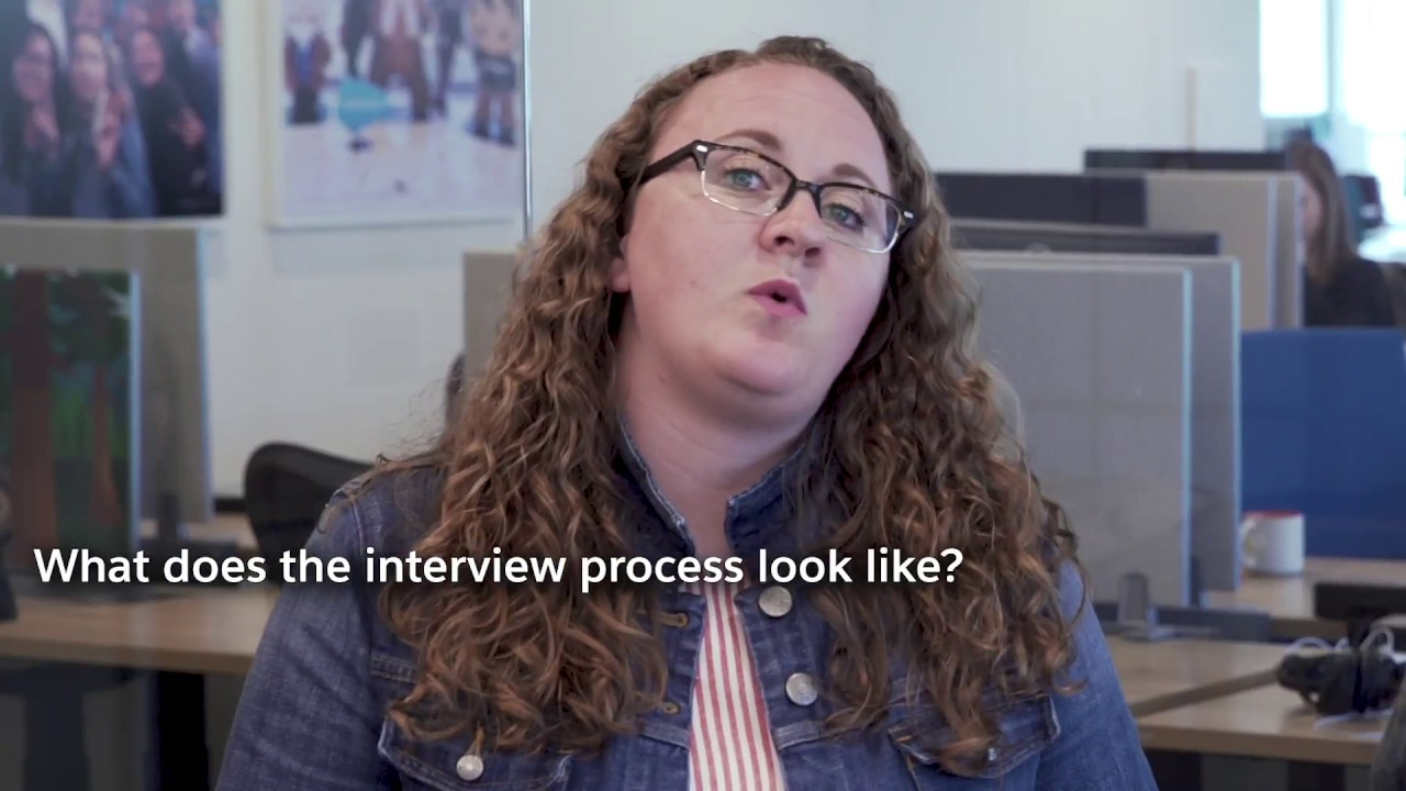 How To Prep For The Salesforce Tech Intern Interview