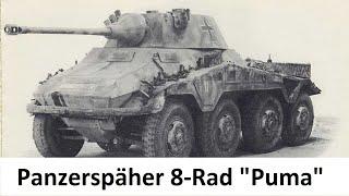 """Download Soldat erklärt den Panzerspähwagen """"Puma"""" Mythos 1943 -1944"""