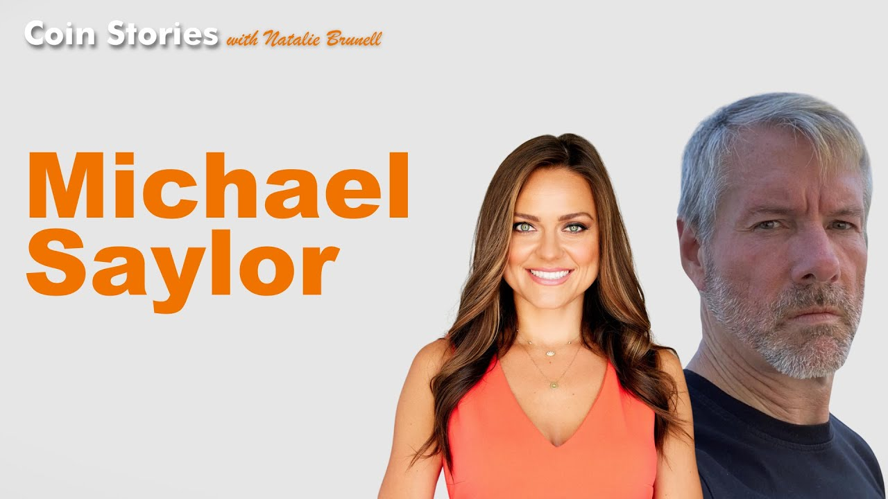 Download Michael Saylor In-Depth: Bitcoin is Fire or Electricity