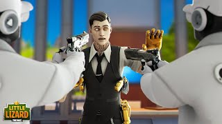 THE HENCHMEN BETRAY MIDAS!!!- Fortnite Short Films