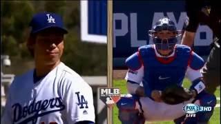 2016/10/11 MLB 國聯分區賽 G3 華盛頓國民vs洛杉磯道奇
