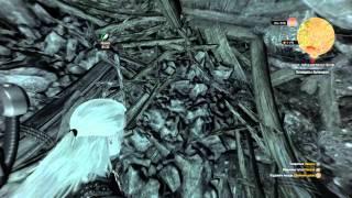Ведьмак 3: Дикая Охота  чит меч ошеломление