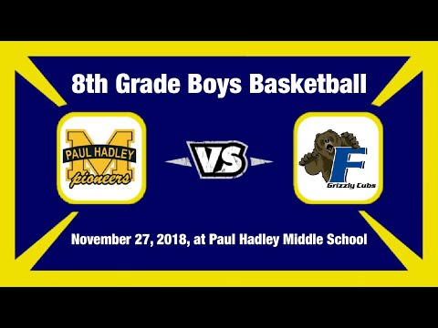 PHMS vs Franklin Community Middle School