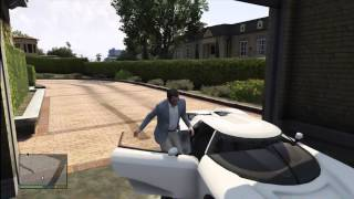 GTA 5: BIGGEST HOUSE ON THE GAME LOCATION