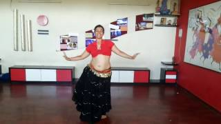Jiya Jale - Belly Dance by Shiraz Irani