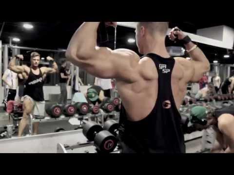 Fitnessladen Hannover - Niklas Nerger road to IFBB