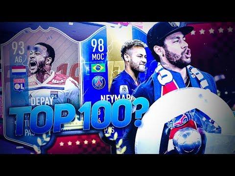FIFA 19 - FUT CHAMPION AVEC UNE LIGUE 1 ! ON TESTE NEYMAR 98, DEPAY 93 ET AOUAR 95 !