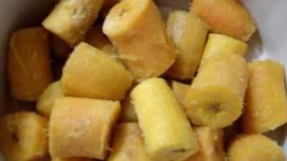 Rellenitos De Platano - Stuffed Plantains