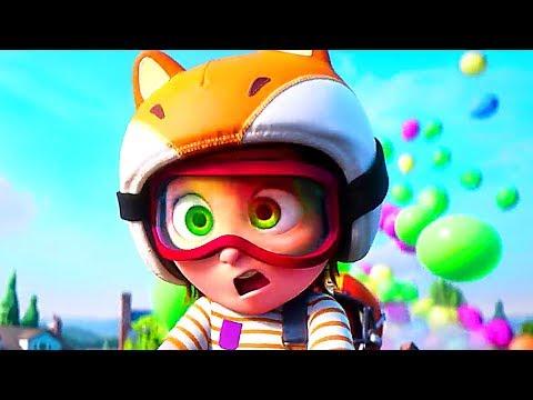 WONDER PARK Full Movie Trailer (Animation, 2019)