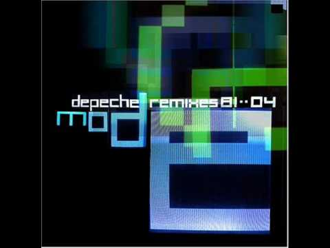 Depeche Mode In Your Room Portishead Remix Youtube