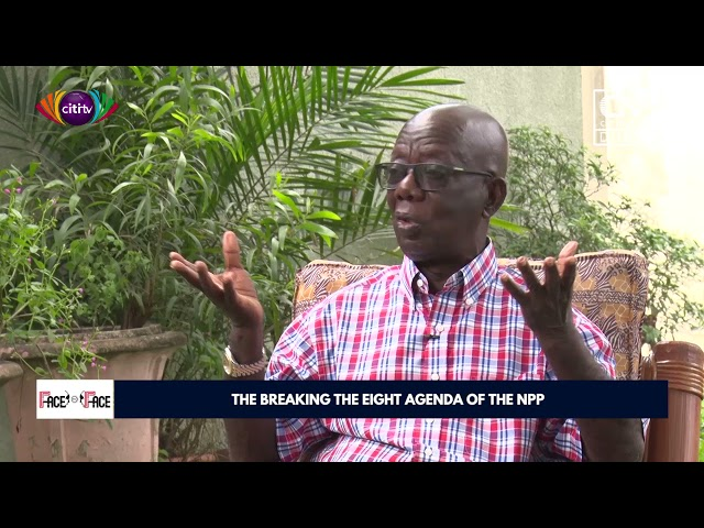 I fear there could be uprising if unemployment rate is unchecked - Kwadwo Mpiani